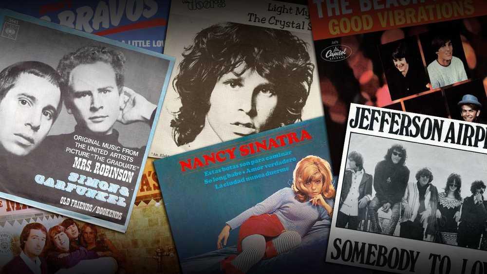 La playlisy 'El Caso. Crónica de sucesos' - 100 canciones para revivir los sesenta