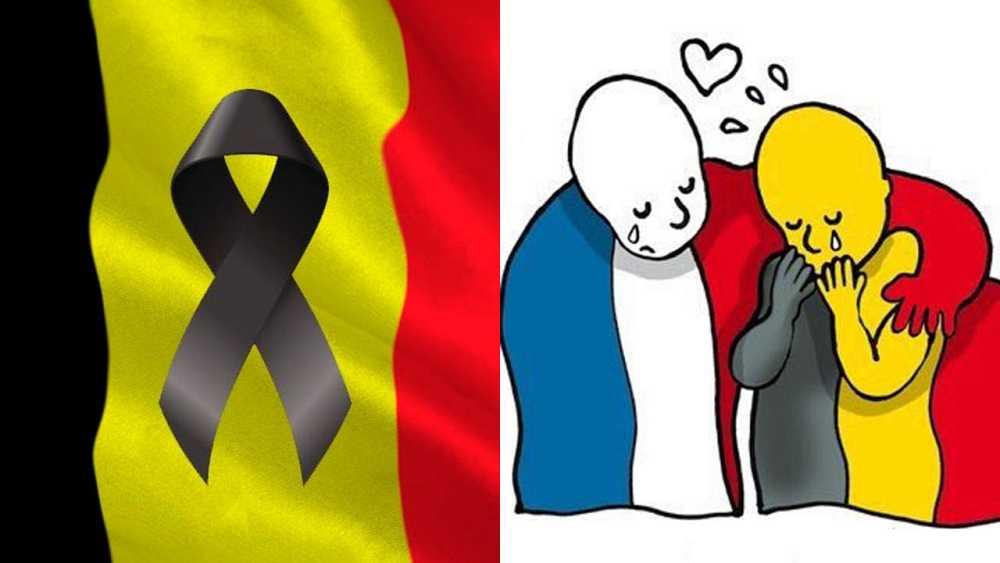 Las muestras de solidaridad se han sucedido entre los usuarios de redes sociales.