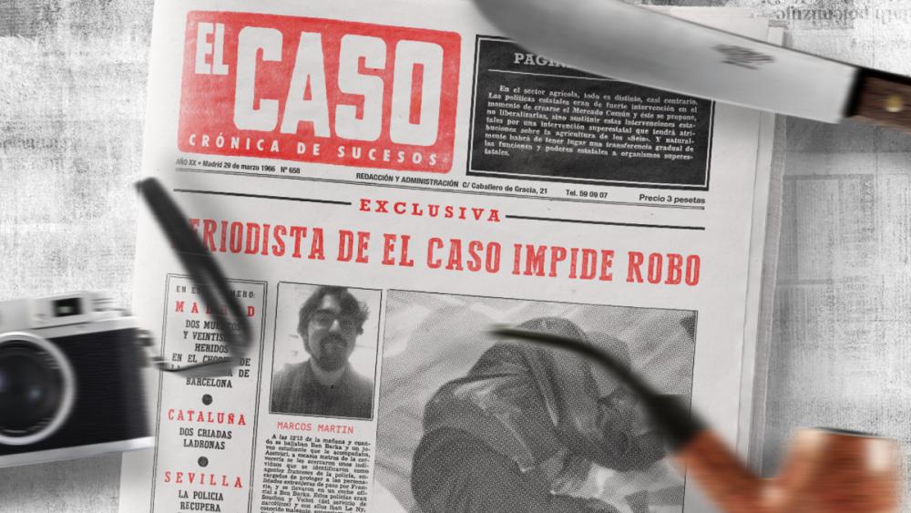 ¡Vive 'Tu primer día en El Caso' con nuestro corto interactivo!