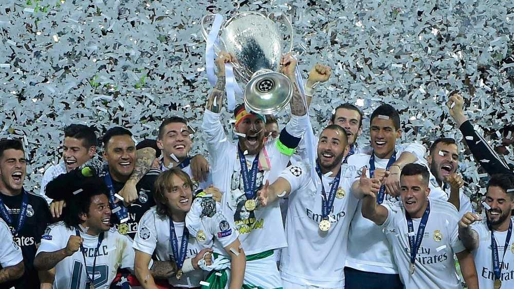 El Madrid gana la Undécima en los penaltis