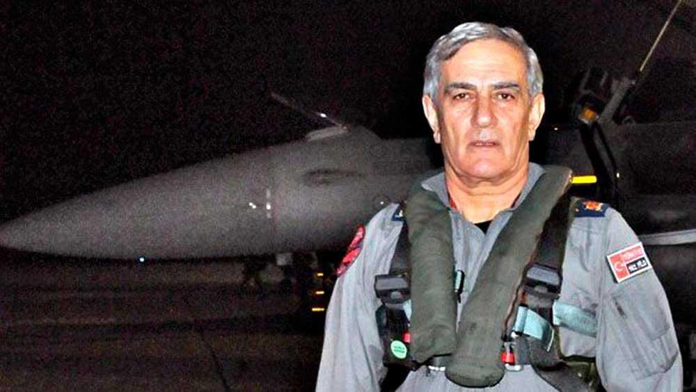 El general Akin Öztürk, a quien el Gobierno turco acusa de liderar el fallido golpe militar conta Erdogan