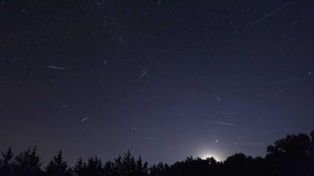 La lluvia de estrellas de las Perseidas será cinco veces más intensa este año
