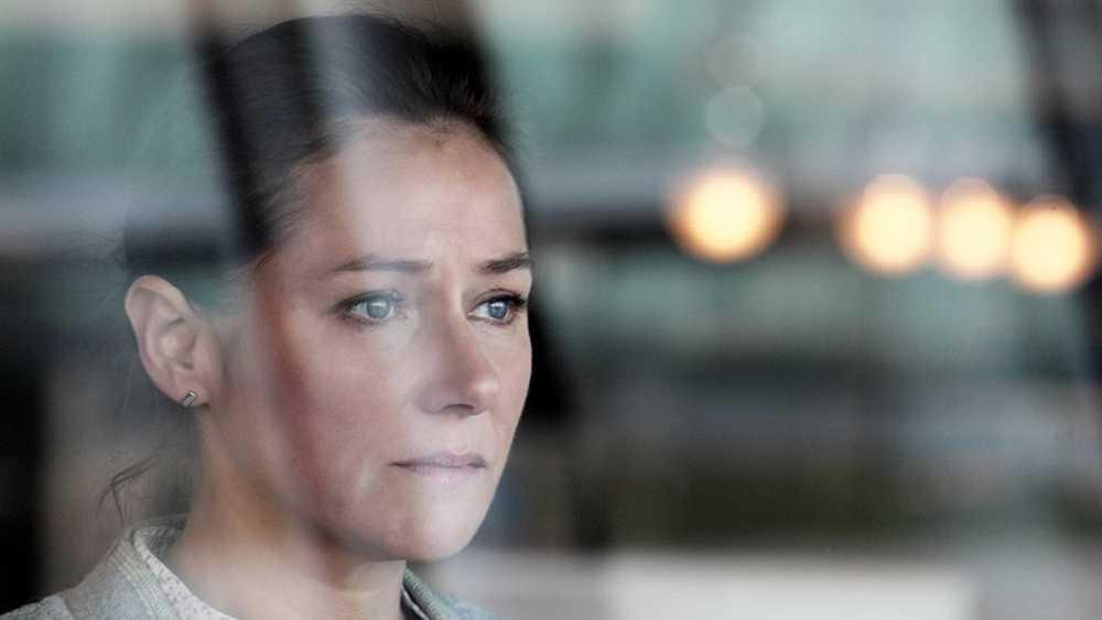 'Sidse Babett Knudsen en 'La doctora de Brest'