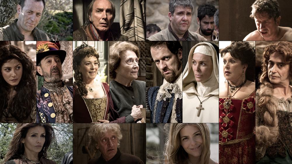 Actores famosos que han participado en la serie