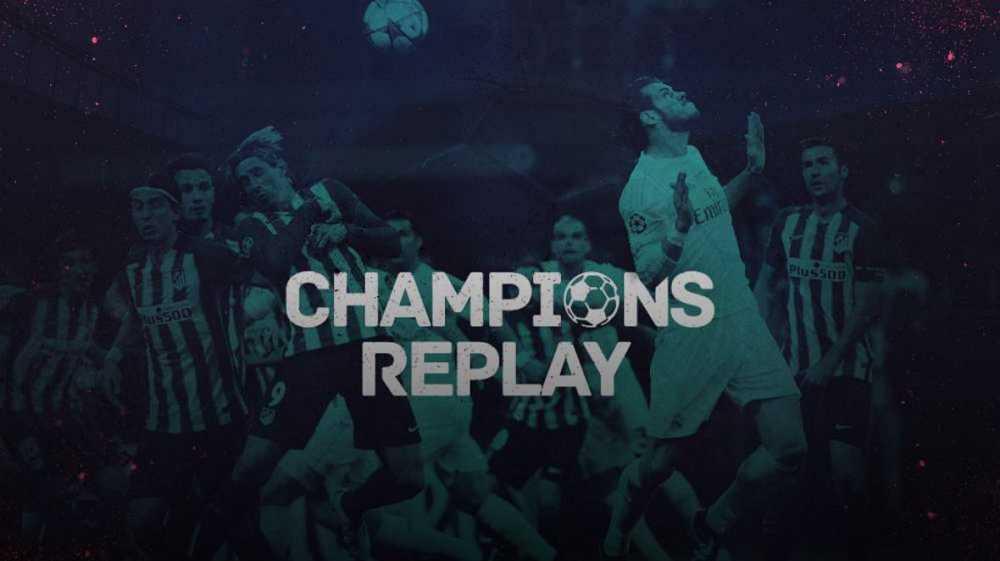 ChampionsReplay: marca tú los goles de la final