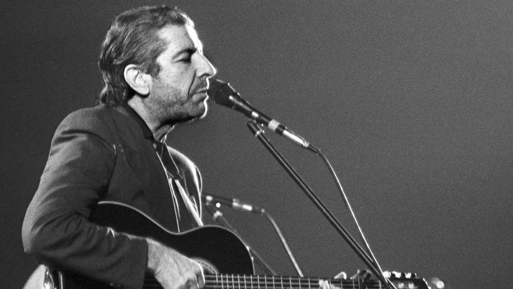 Leonard Cohen: el poeta serio y de voz grave
