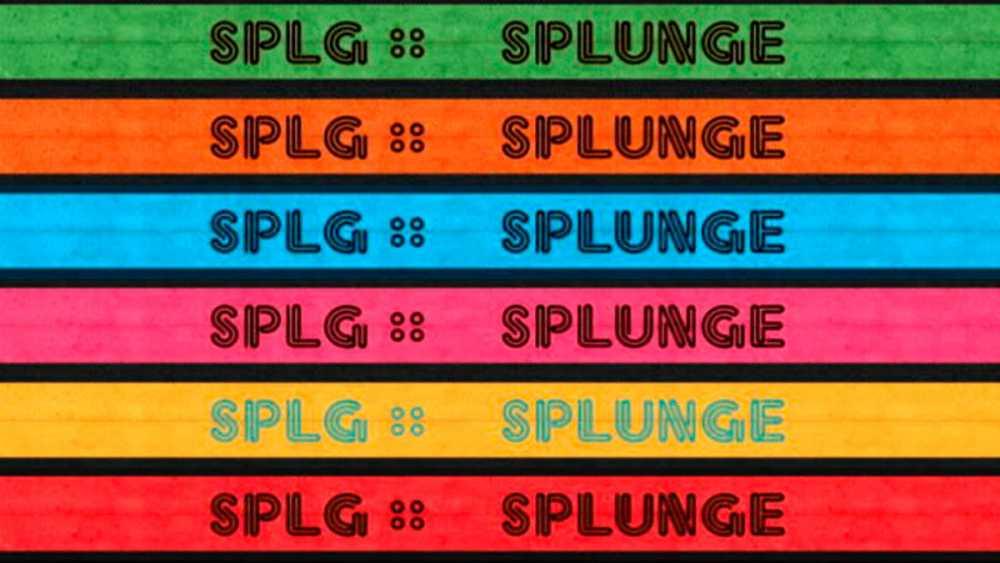 Recordamos algunos de los mejores 'sketches' de Splunge