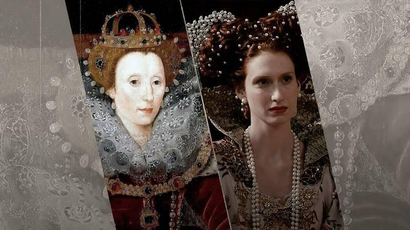 Los personajes de 'Reinas', comparados con sus retratos históricos reales