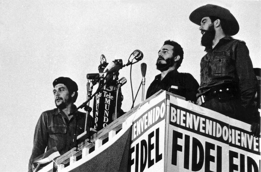 El discurso de la victoria de Fidel Castro