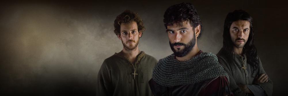 El final del camino: La historia de tres héroes anónimos