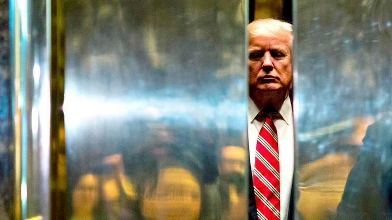 El nuevo presidente de Estados Unidos, Donald Trump