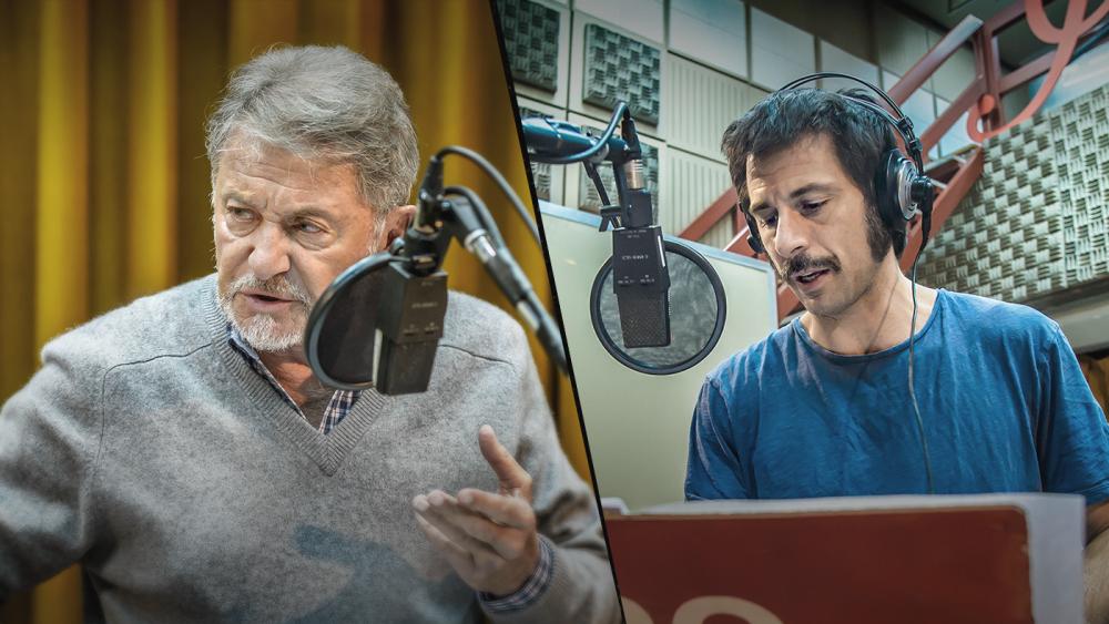 'Una llamada a tiempo', la ficción sonora de Salvador y Pacino en distintas misiones de 'El Ministerio del tiempo'