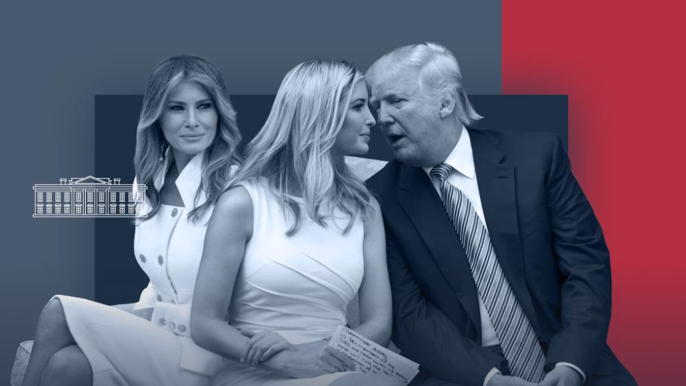 Cien días de trump en la Casa Blanca