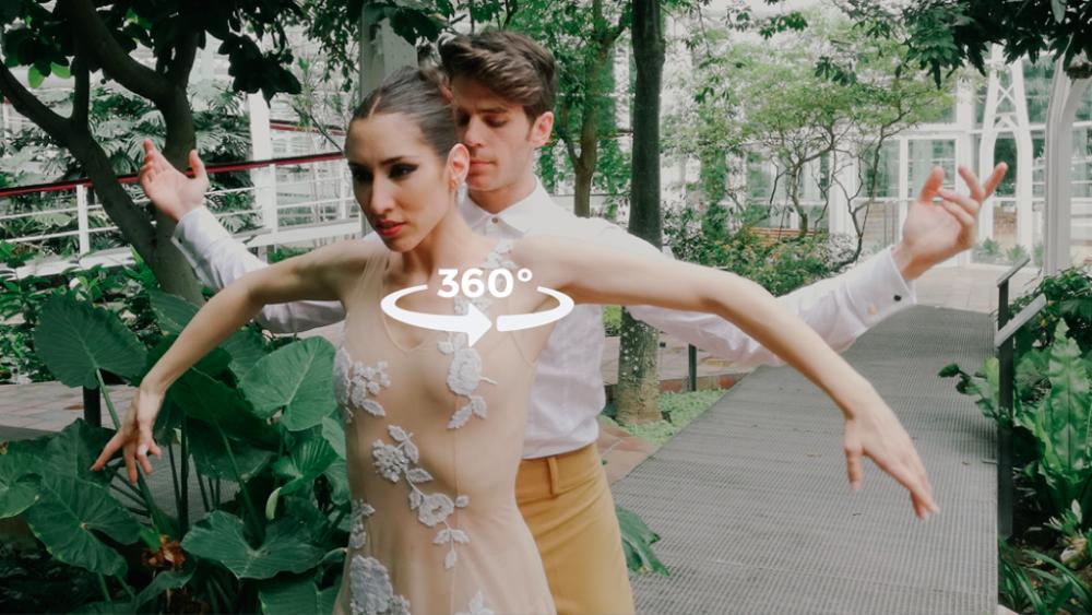 La mímica del alma: 'Alento 360'