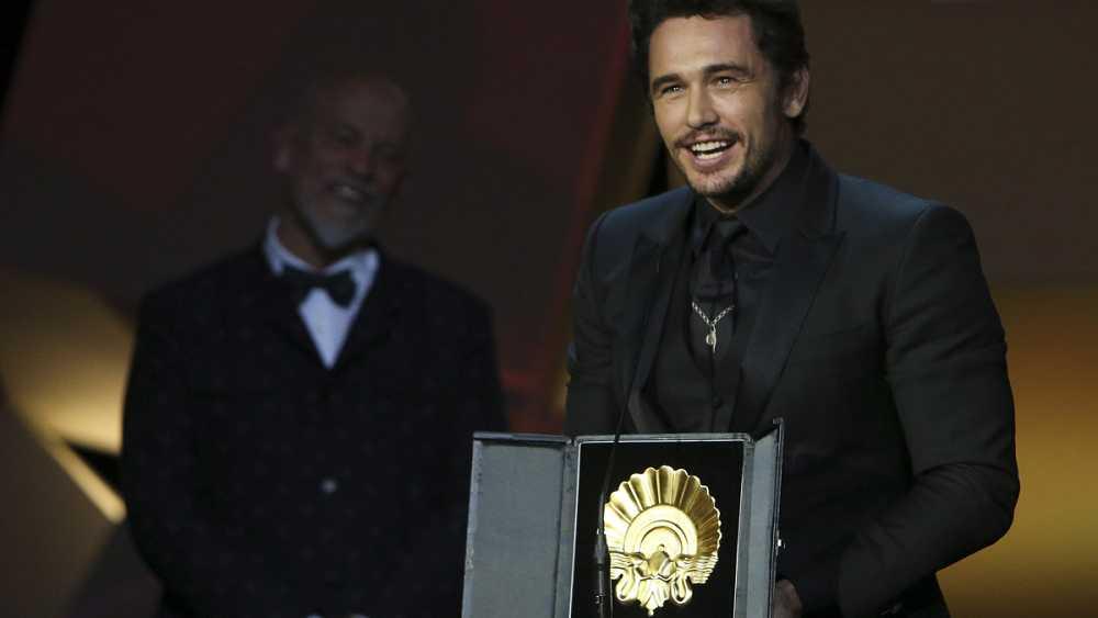 James Franco gana la Concha de Oro con 'The disaster artist'
