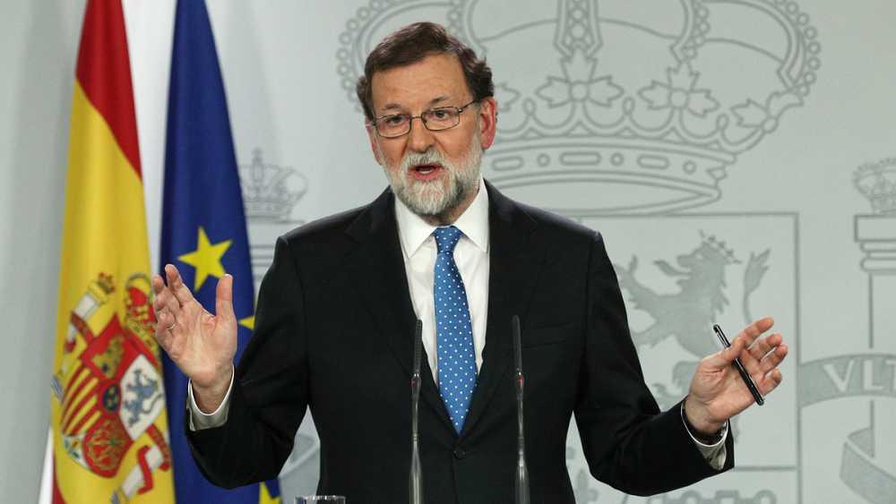 """Rajoy rechaza el encuentro con Puigdemont y ofrecerá al nuevo Govern """"diálogo constructivo y realista"""""""