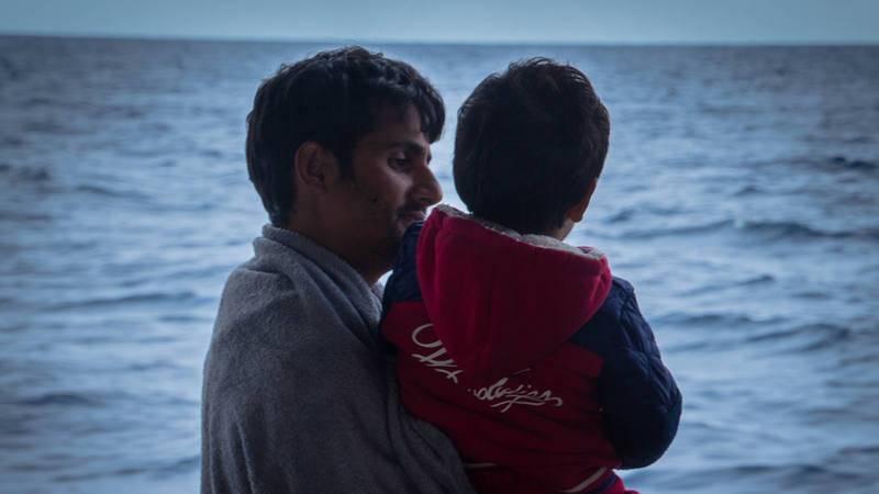 15.000 menores no acompañados llegaron a Italia procedentes de Libia en 2017