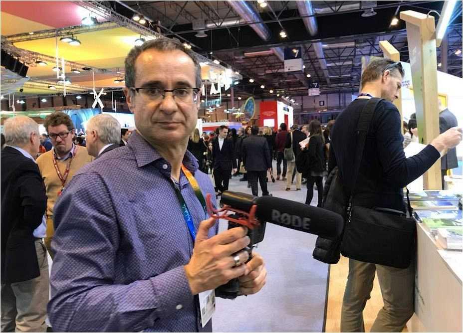RTVE con el periodismo móvil más innovador en FITUR