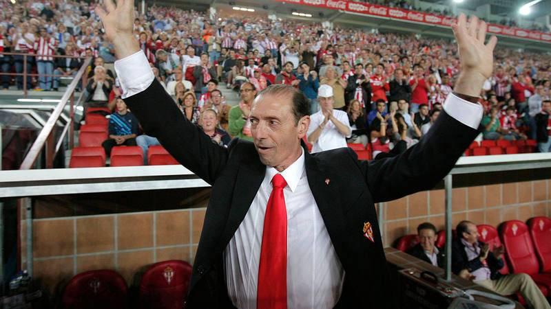 'El Brujo', una de las grandes leyendas del fútbol español