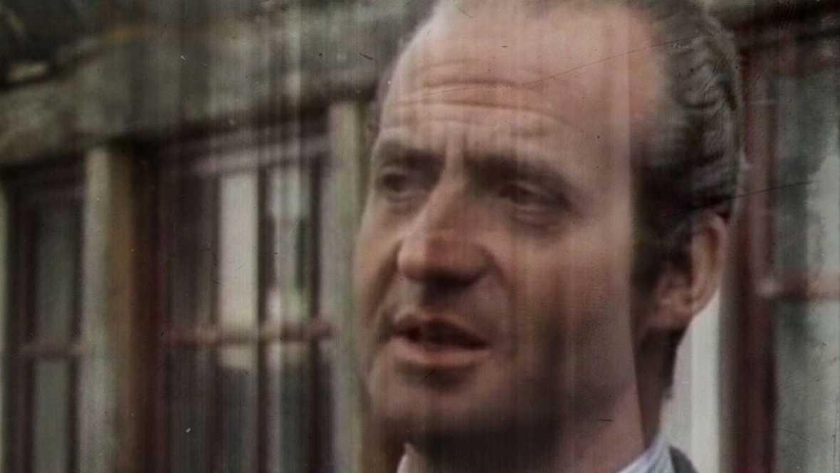 'Juan Carlos. Rey de todos los españoles'. El primer Documentos TV