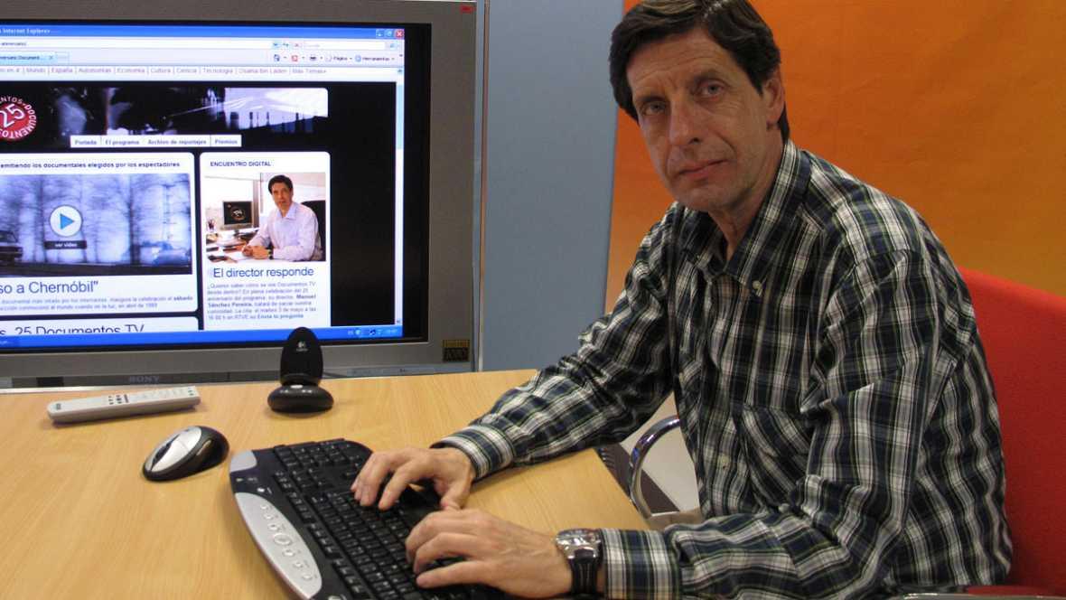 """Manuel Sánchez: """"Internet da a los documentales una vida más larga"""""""