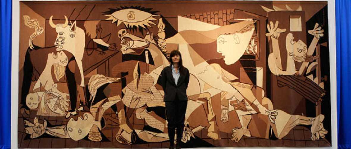 Picasso pudo inspirarse en una biblia moz rabe del siglo x - El tiempo en guernika ...