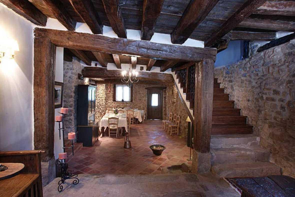 Las pernoctaciones en apartamentos c mpings y casas rurales bajaron un 2 en marzo - Casa rural romantica catalunya ...
