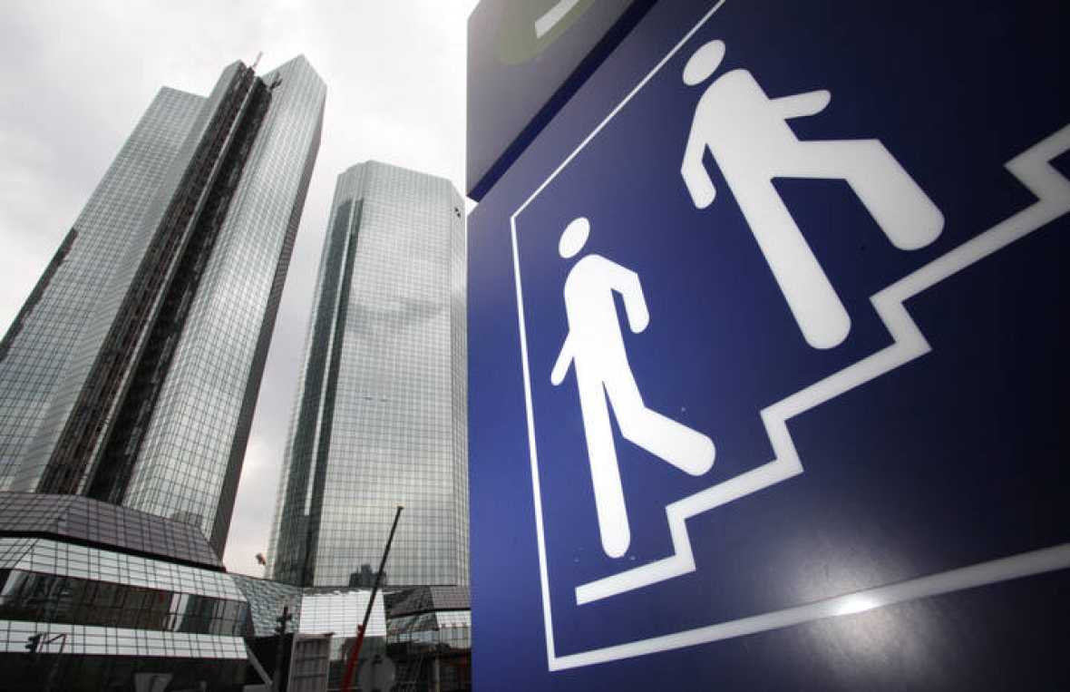 Deutsche bank presenta un beneficio de millones de for Deutsche bank oficinas
