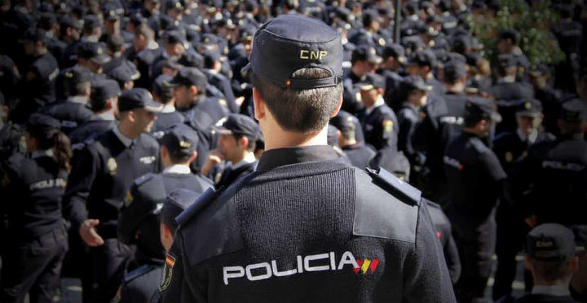 La polic a nacional es ya una oportunidad laboral para los for Ministerio de interior policia nacional