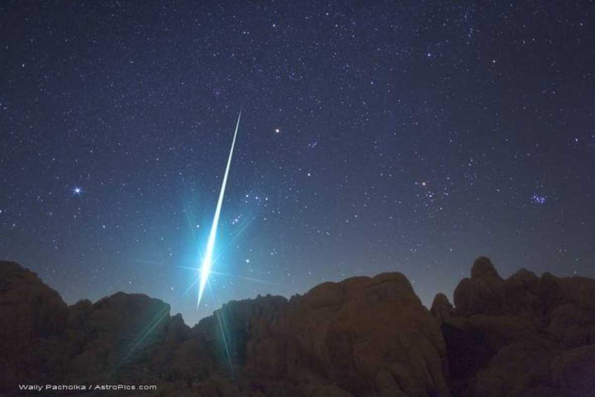 Meteoro. Credit: www.astropics.com