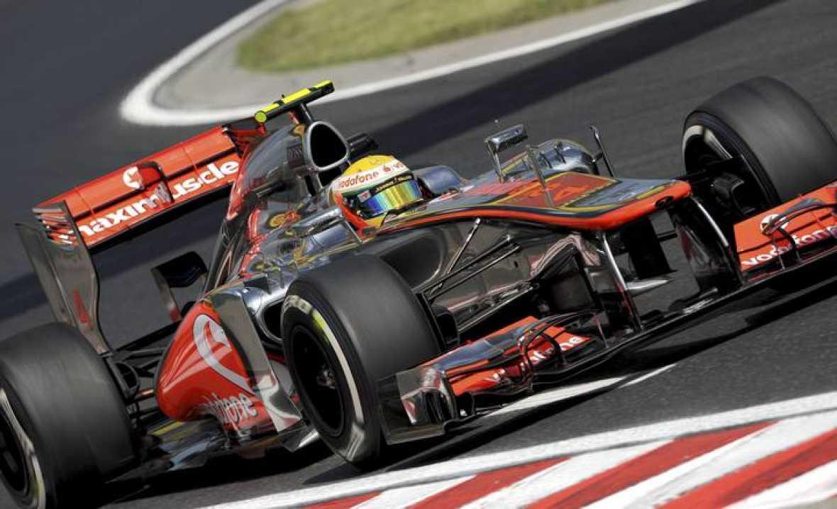 Circuito Hungria : Fórmula gp hungría hamilton lidera los libres de