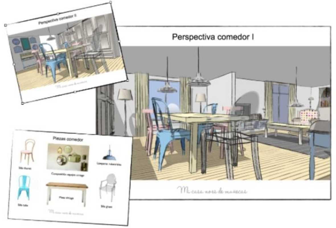 Interiorismo 39 low cost 39 a trav s de internet un proyecto for Interiorismo low cost