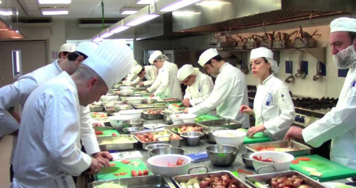 Le cordon bleu madrid ayudar a los aspirantes a mejorar - Escuela de cocina masterchef ...