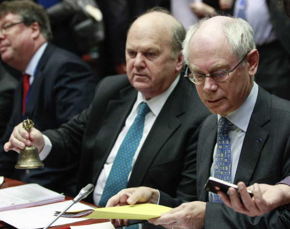 El ecofin dividido sobre el papel de los grandes for Presidente del consejo europeo