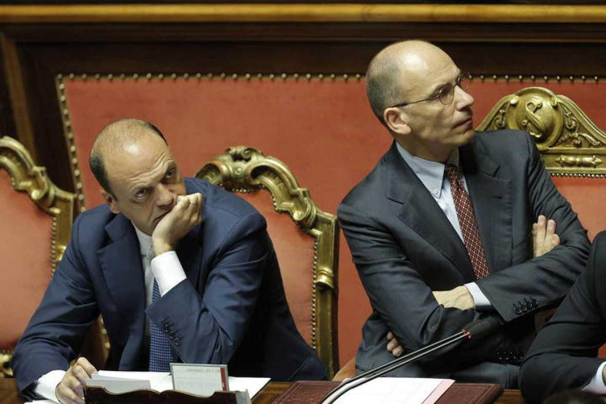 El ministro de interior italiano supera la moci n de for El ministro de interior