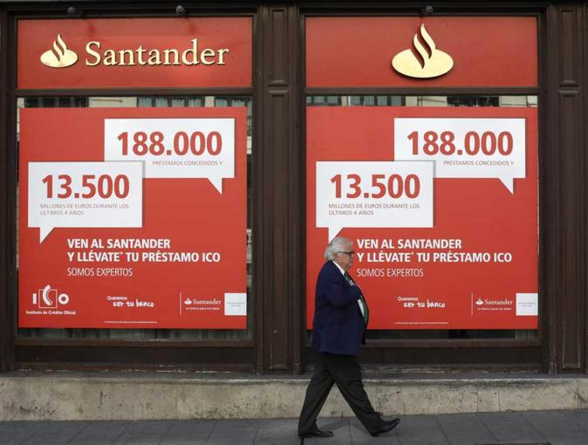 La audiencia admite el recurso del santander contra dos for Banco santander abierto sabado madrid