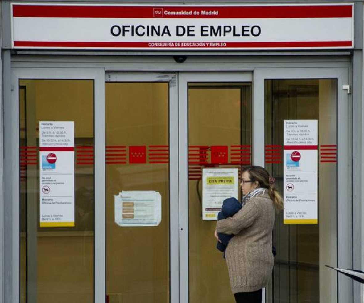 La cobertura de los parados cae al 61 en diciembre con 2 for Oficina de empleo madrid inem