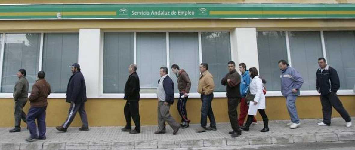 La guardia civil precinta expedientes en sedes de empleo for Oficina de empleo andalucia