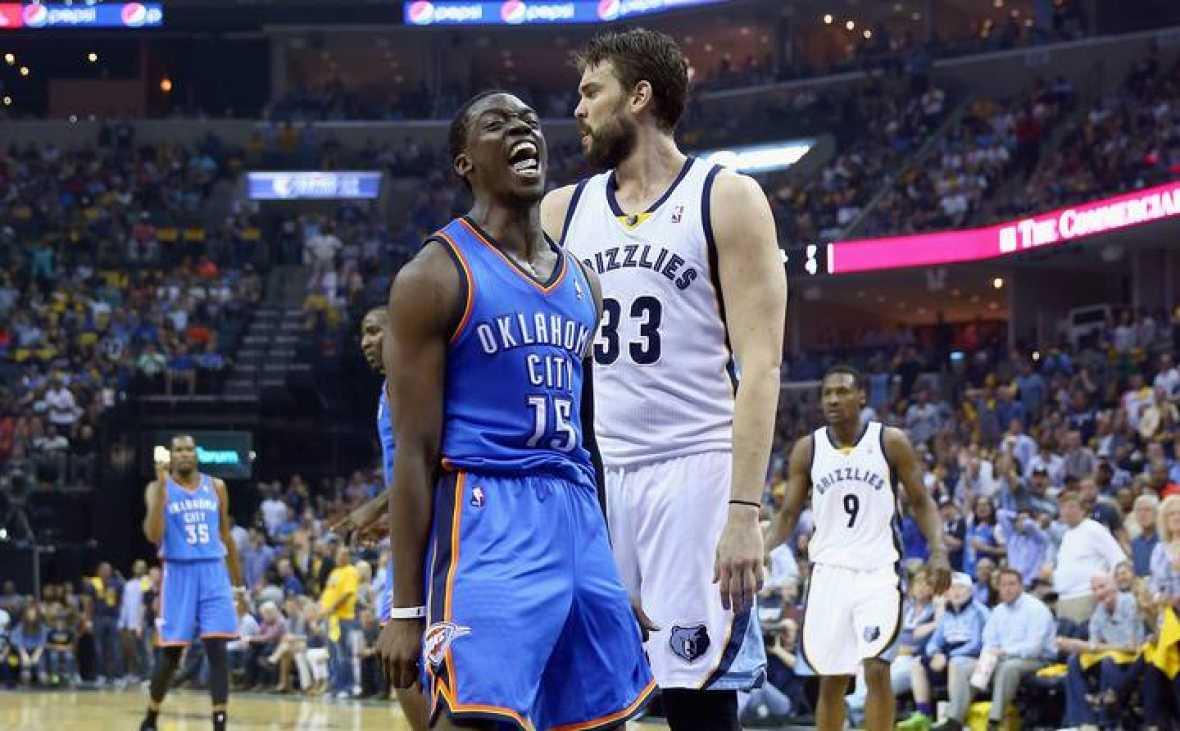 Los Thunder ganan en Memphis y recuperan el factor cancha ...