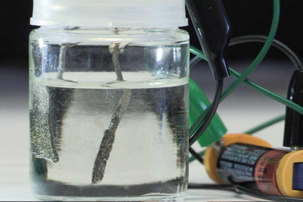 Una nueva tecnolog a para separar el hidr geno del agua for Cocina con hidrogeno
