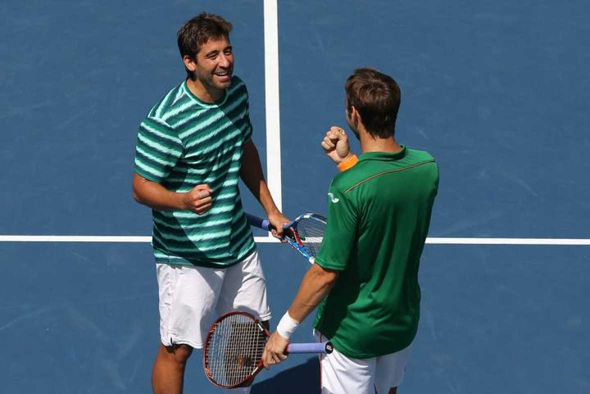 Tenis Us Open Granollers Y L Pez Alcanzan La Semifinal