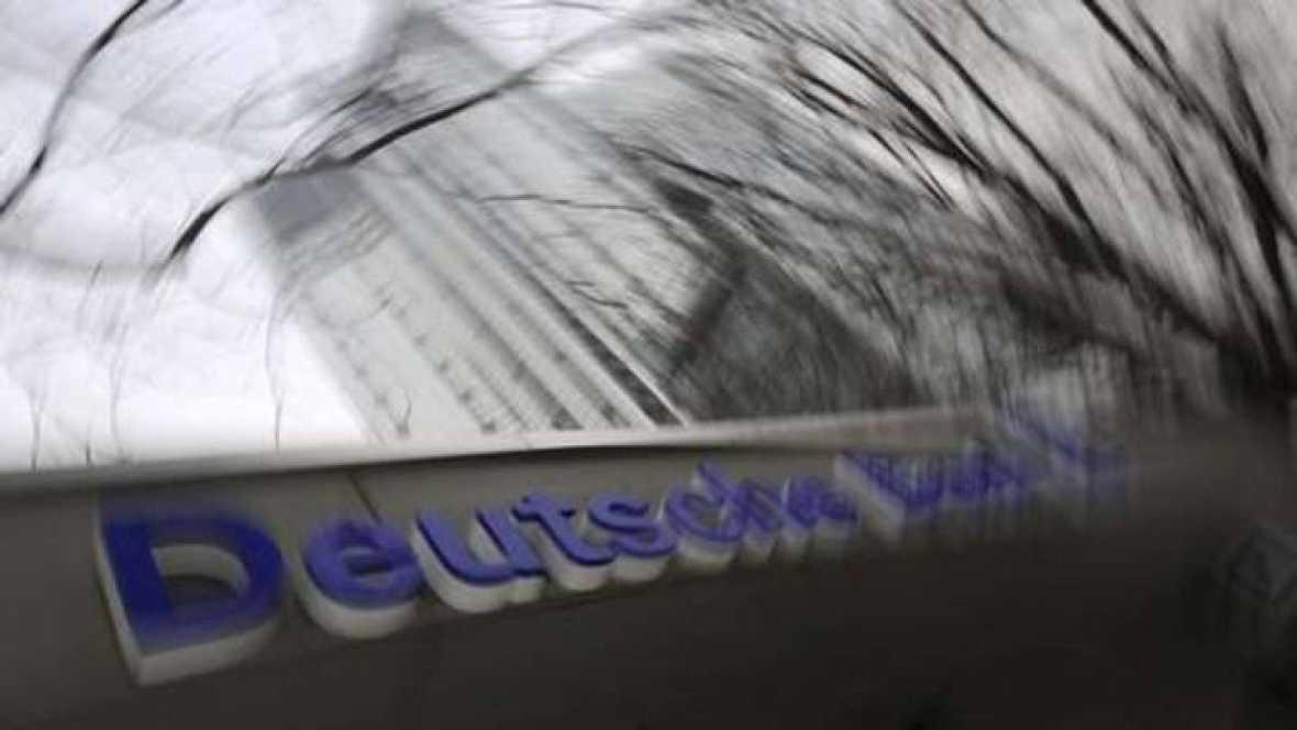 Deutsche bank multado con millones de euros por for Oficinas de deutsche bank en madrid
