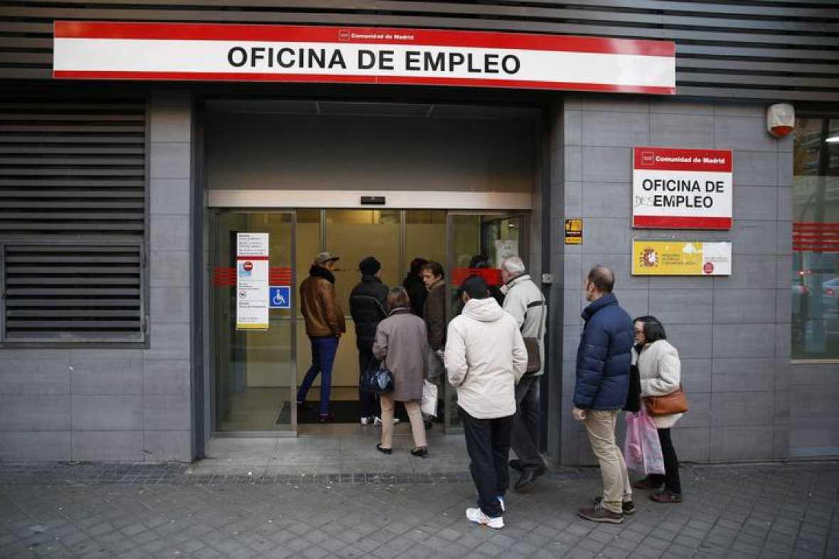 La cobertura de la protecci n por desempleo cae al 57 31 for Oficina de desempleo