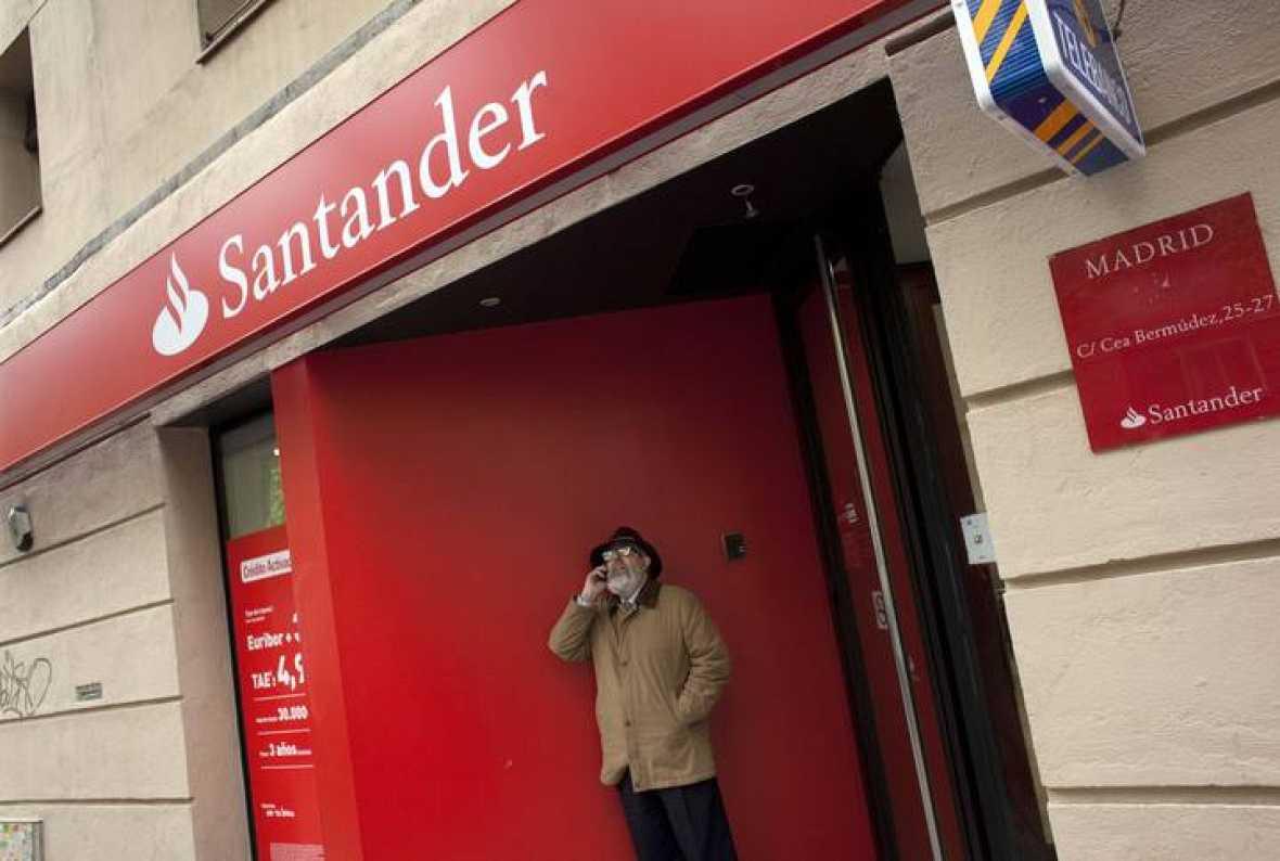 El santander gan millones en 2014 con mejoras de for Oficina 1500 banco santander