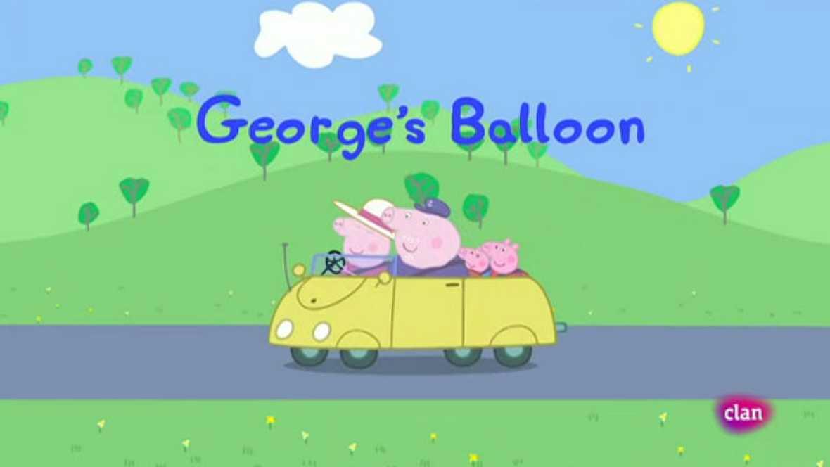 Peppa Pig habla ingls en Clan  Clan TV  RTVEes