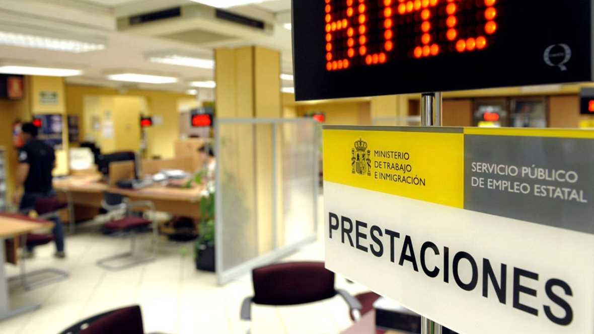 El gasto en prestaciones por desempleo fue de for Oficinas de trabajo temporal en barcelona