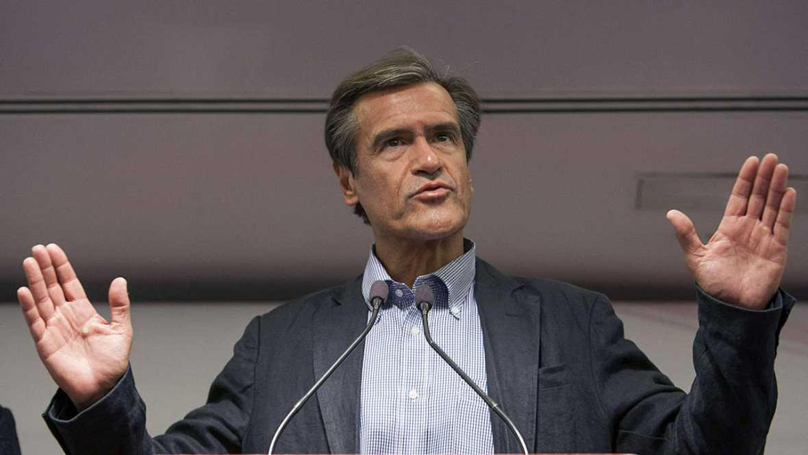 El eurodiputado y exministro de Justicia Juan Fernando López Aguilar