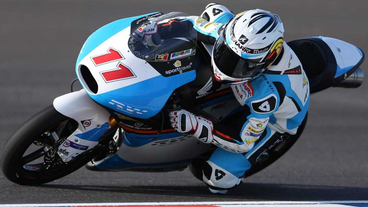 Moto3 gp de indian polis livio loi sorprende en moto3 for Indianapolis motors el paso tx