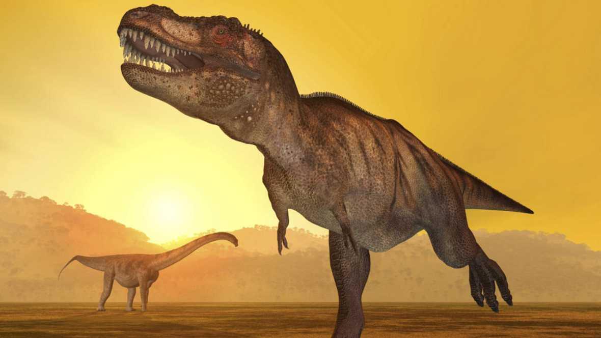 Según un reciente estudio, los dinosaurios se habrían extinguido debido a la acción combinada de un meteorito y de la actividad volcánica.