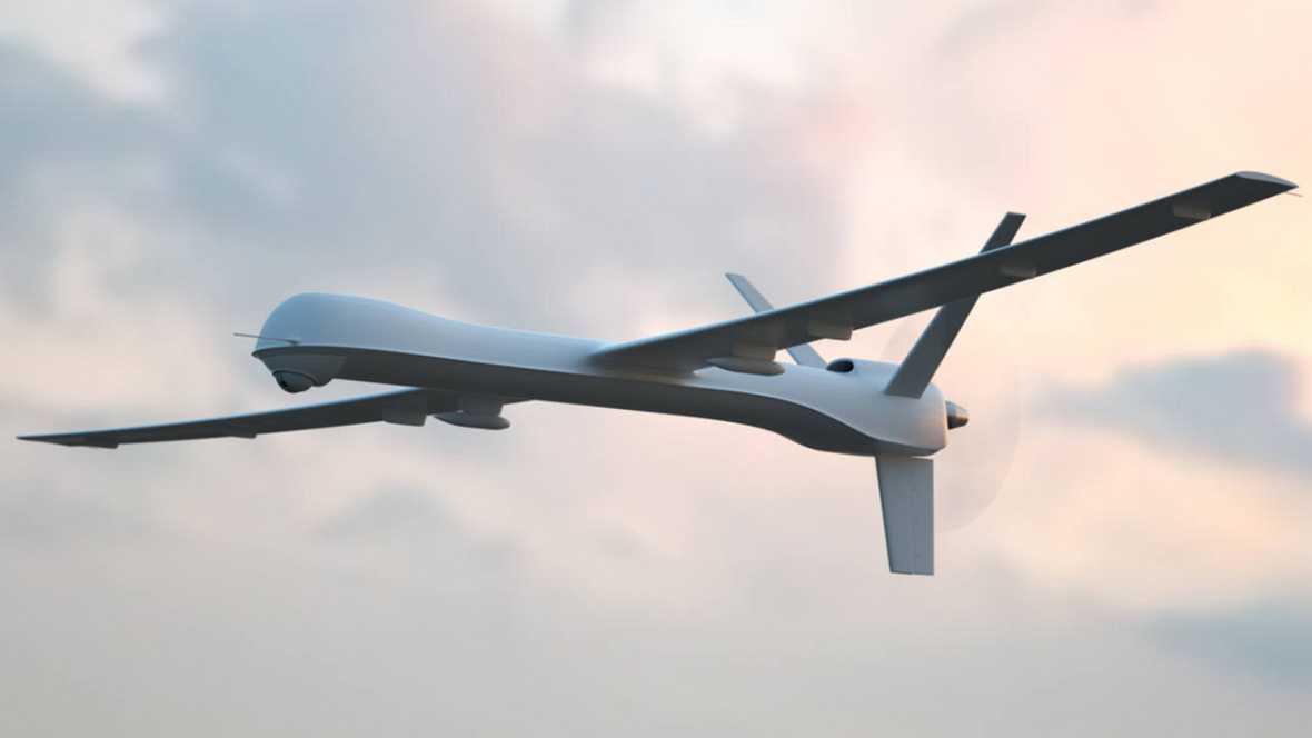 Los drones adquiridos por España podrán volar más de 24 horas por encima de los 10.000 metros.